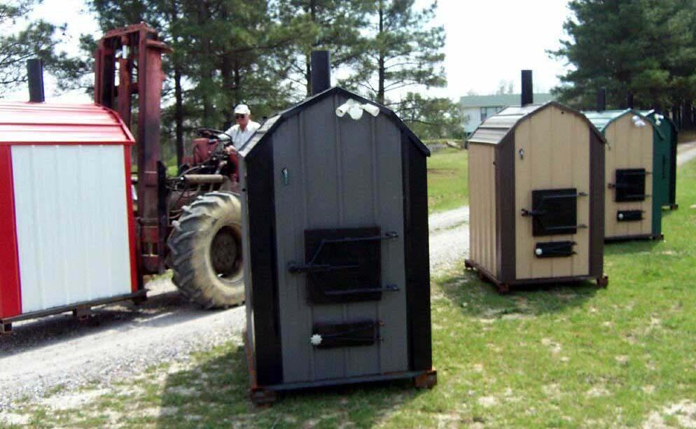 Pellet stove hook up to furnace