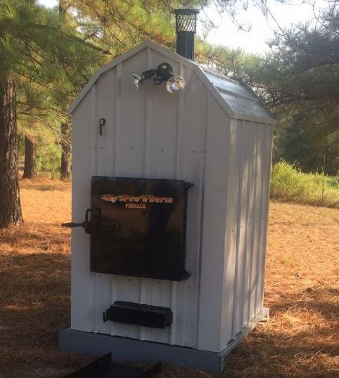 Outdoor Wood Boiler