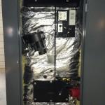 Nature's Comfort GT-6000  Rear Control Area