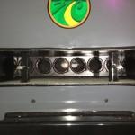 Nature's Comfort GT-6000  Upper Front Heat Exchanger Tubes