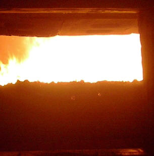 Coal Burning Furnace