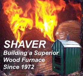 Building a Superior Outside Wood Furnace Since 1972