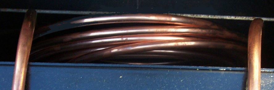 wood boiiler hot water heater
