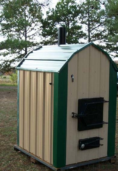 outdoor wood boiler how to build a wood boiler