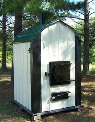 Thermowind 1000 2000 3000 4000 Waterless Forced Air Wood